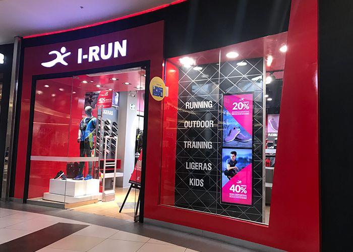 I RUN  - Plaza Norte