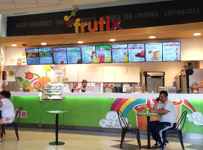 FRUTIX - Plaza Norte