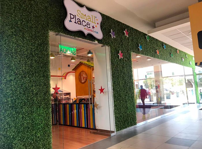 Small Place - Plaza Norte