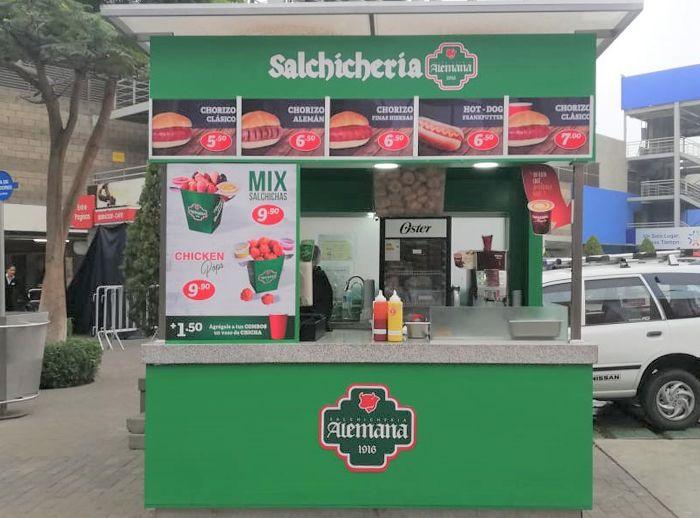Salchichería Alemana - Plaza Norte