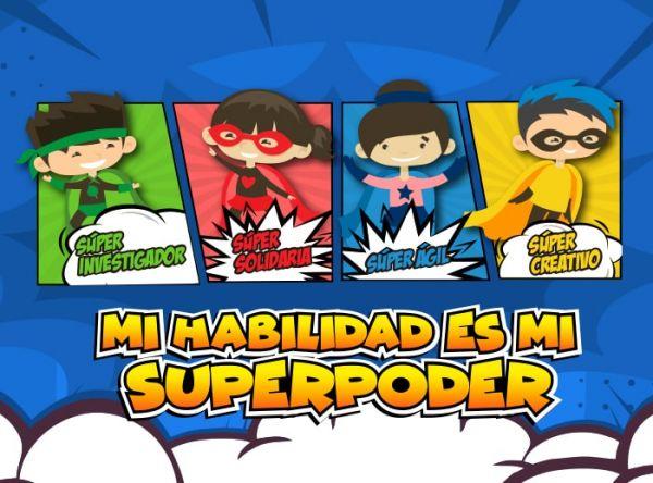 MI HABILIDAD ES MI SUPERPODER - Plaza Norte