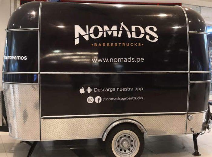 NOMADS BARBERTRUCKS - Plaza Norte