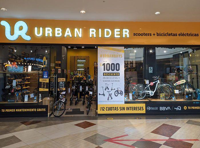 URBAN RIDER - Plaza Norte