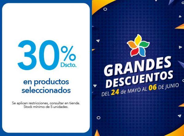 30% DSCTO. EN PRODUCTOS SELECCIONADOS - Azaleia - Plaza Norte