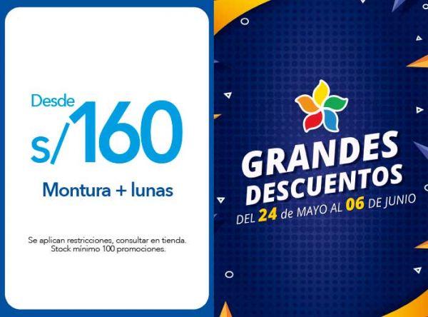MONTURA + LUNAS DESDE S/160.00 - ECONOPTICAS - Plaza Norte