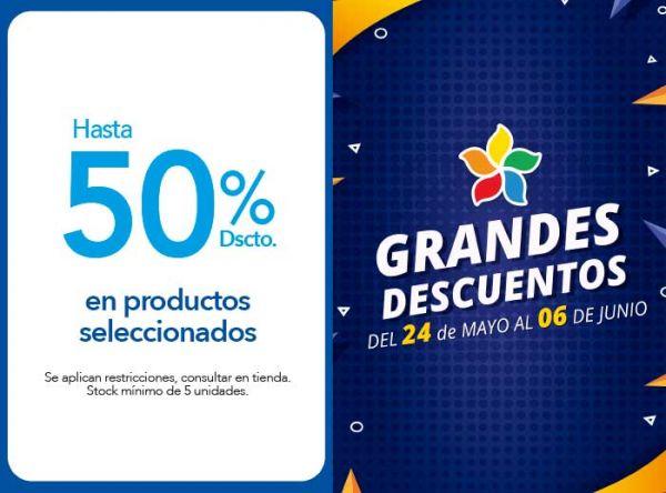 HASTA 50% DSCTO. EN PRODUCTOS SELECCIONADOS - Porta - Plaza Norte