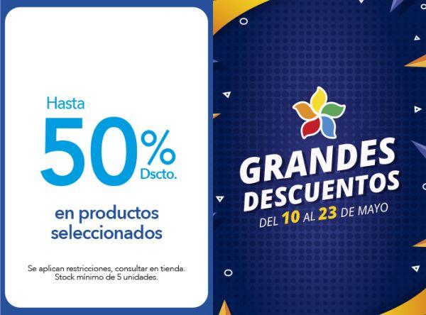 HASTA 50%  DSCTO. EN PRODUCTOS SELECCIONADOS - MOIXX - Plaza Norte