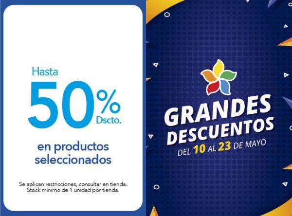 HASTA 50% DSCTO. EN PRODUCTOS SELECCIONADOS - Payless Shoesource - Plaza Norte