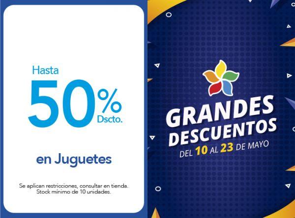 HASTA 50% DSCTO.EN JUGUETES - Plaza Norte