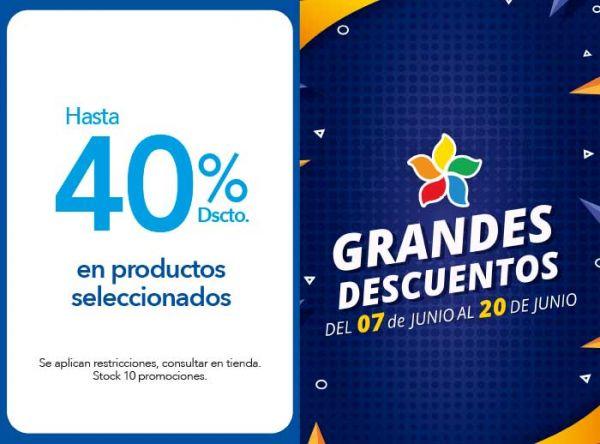 HASTA 40% DSCTO. EN PRODUCTOS SELECCIONADOS Runa Store - Plaza Norte