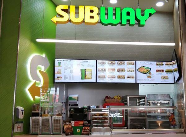 Subway - Plaza Norte