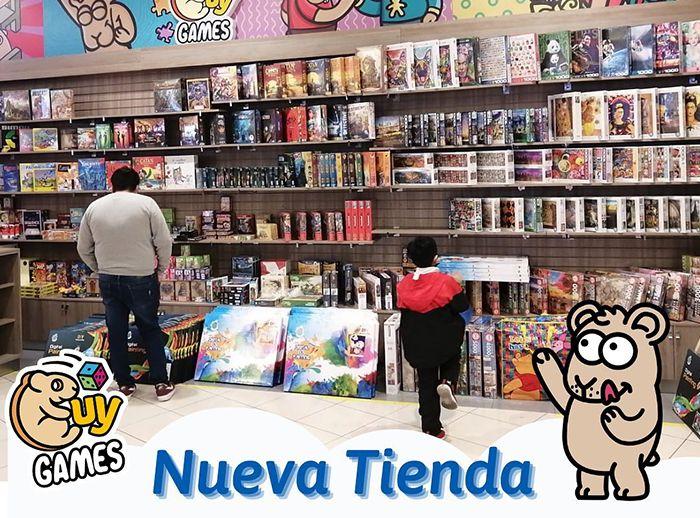 Cuy Games  - Plaza Norte